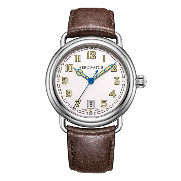Aerowatch Collection Gent Quartz – A 42900 AA20