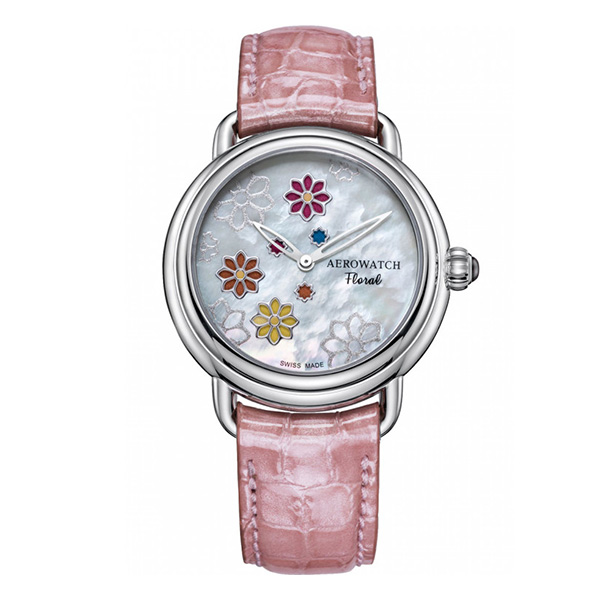 Aerowatch 1942 Collection Floral – A 44960 AA15