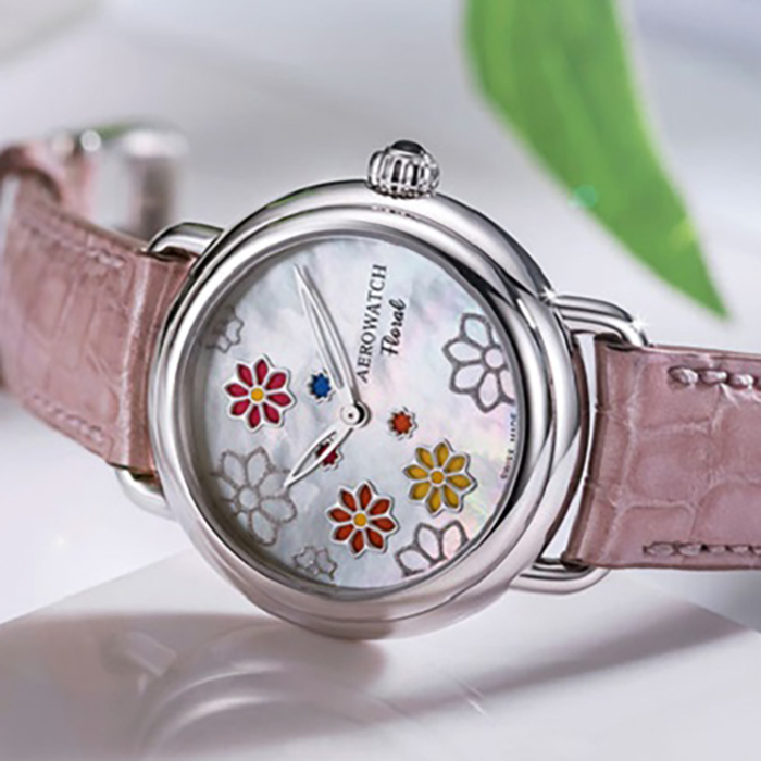 Aerowatch 1942 Collection Floral – A 44960 AA15 2