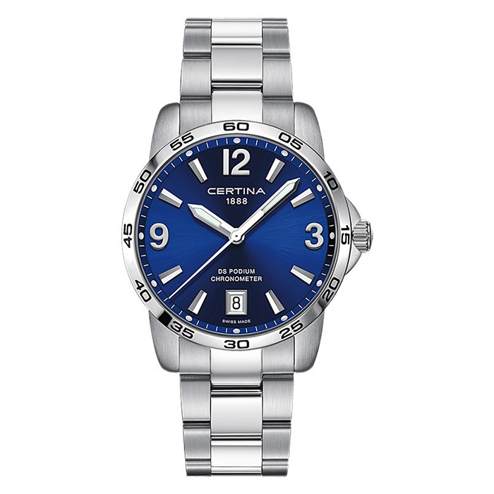 Certina DS Podium 40mm – C034.451.11.047.00