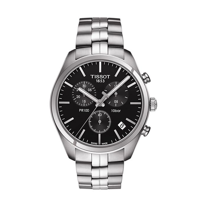 Tissot PR 100 Chronograph – T101.417.11.051.00