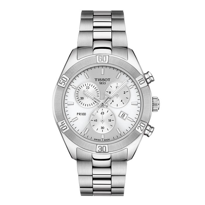 Tissot PR 100 Sport Chic Chronograph – T101.917.11.031.00