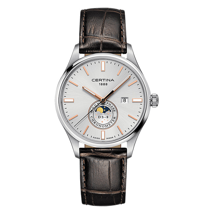Certina DS 8 Moon Phase – C033.457.16.031.00