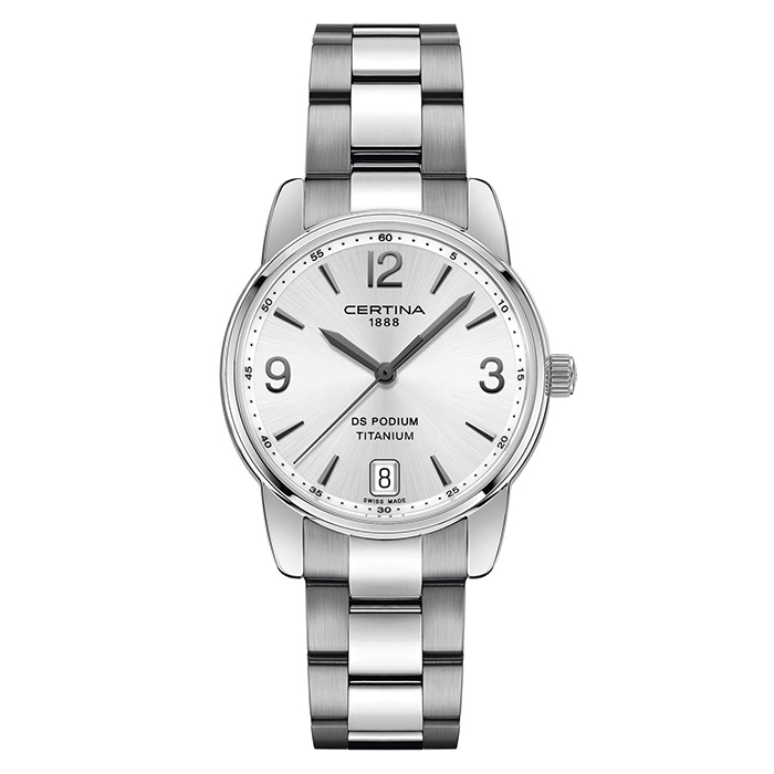 Certina DS Podium Lady Titanium – C034.210.44.037.00
