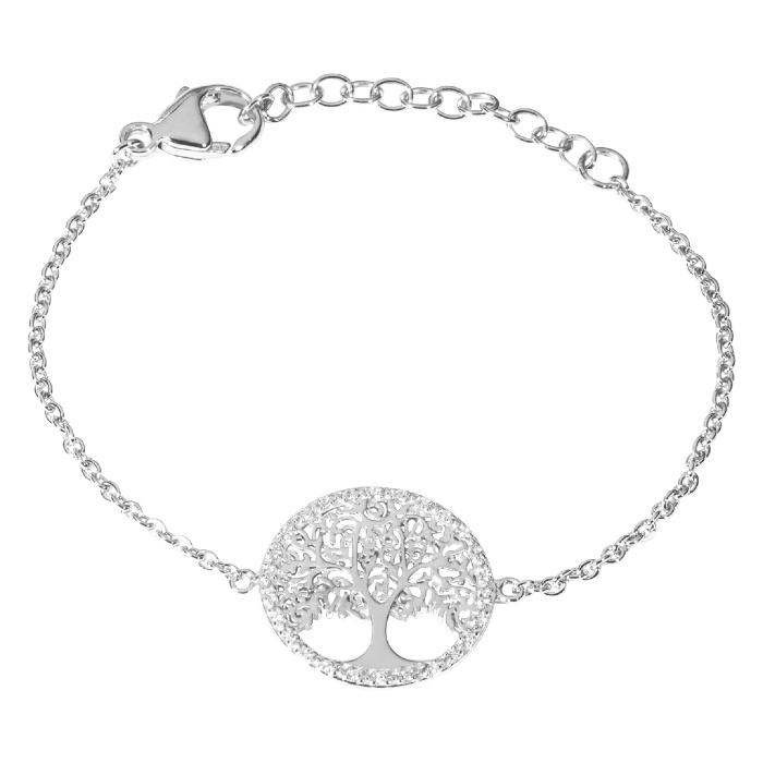 Amor Distribution Sàrl – Armband Silber – AB1016