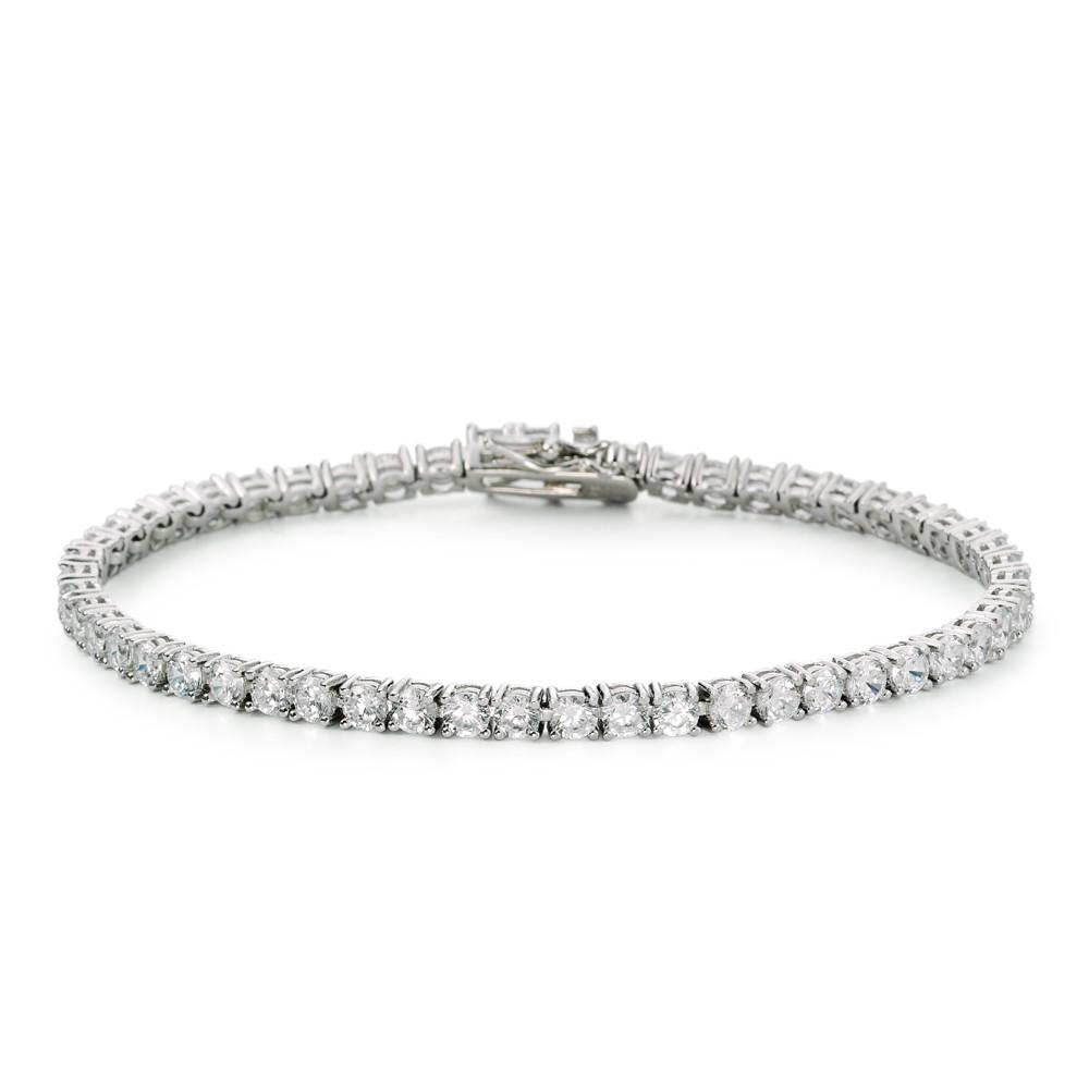 Schmuck Netz Werk AG – Armband Silber Zirkonia – 586383
