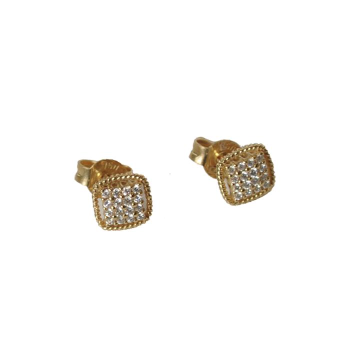 Pfalzer H. & Co. AG – Ohrringe Gold – 1160074710001