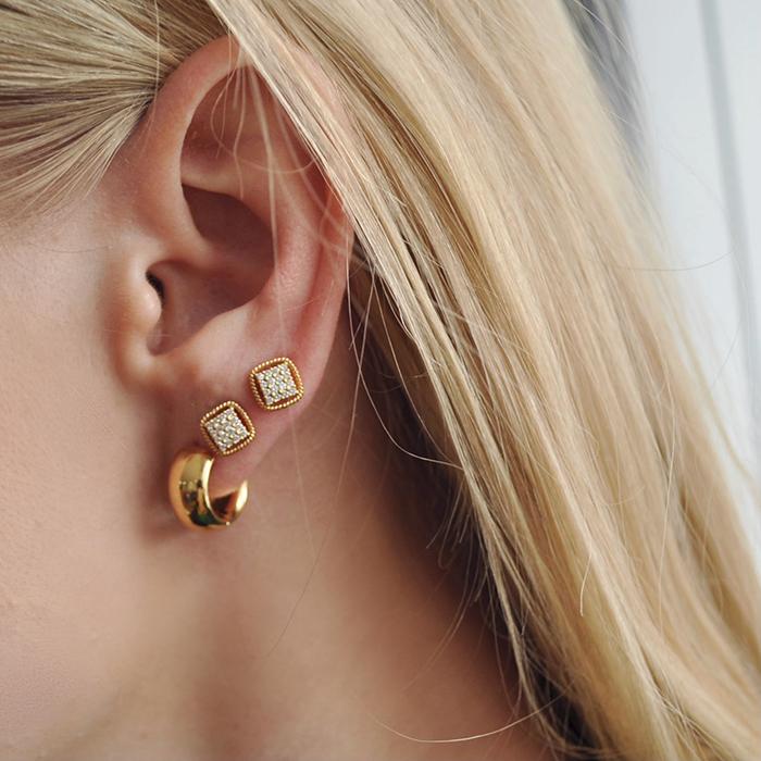 Pfalzer H. & Co. AG – Ohrringe Gold – 1160074710001 1