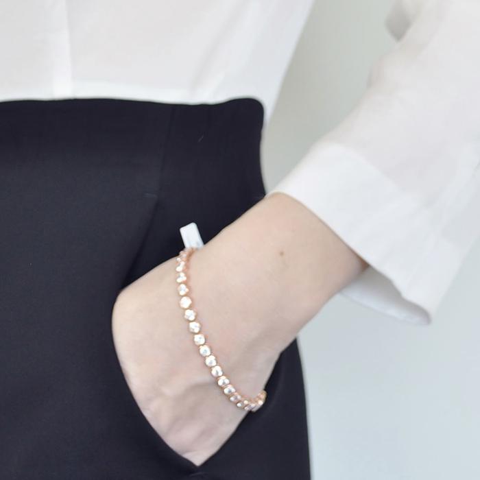Tissot Hunziker AG – Armband S.925 19 cm.