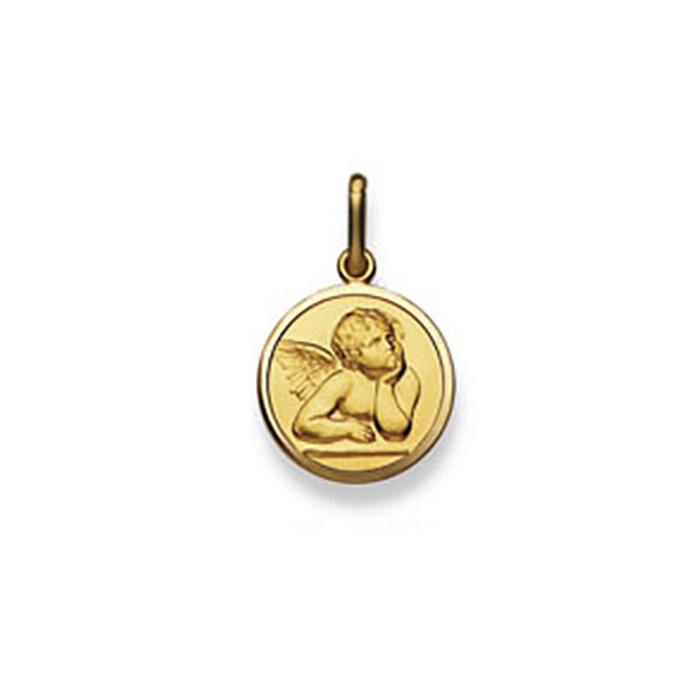 Pfalzer H. & Co. AG – Anhänger Gold – 1158.02012/0080 Engel