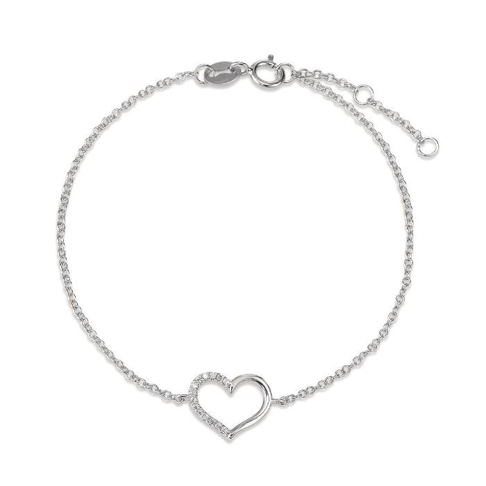 Schmuck Netz Werk AG – Armband Silber  – 582513
