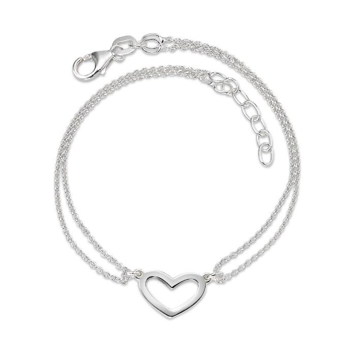 Schmuck Netz Werk AG – Armband Silber  – 582589