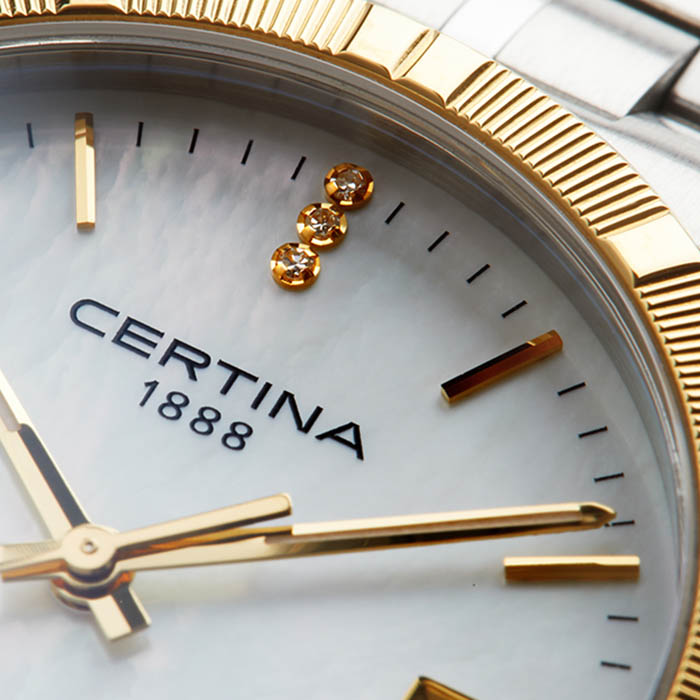 Certina DS Jubile Lady – C902.251.41.016.00