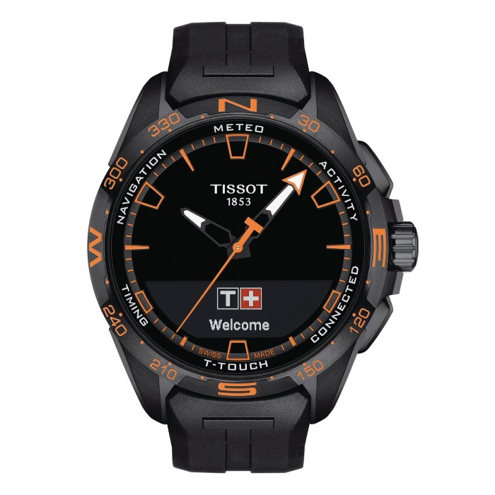 Tissot T-Touch Connect Solar – T121.420.47.051.04