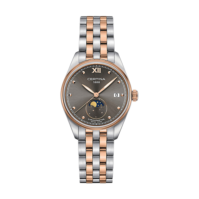Certina DS-8 Lady Moon Phase – C033.257.22.088.00