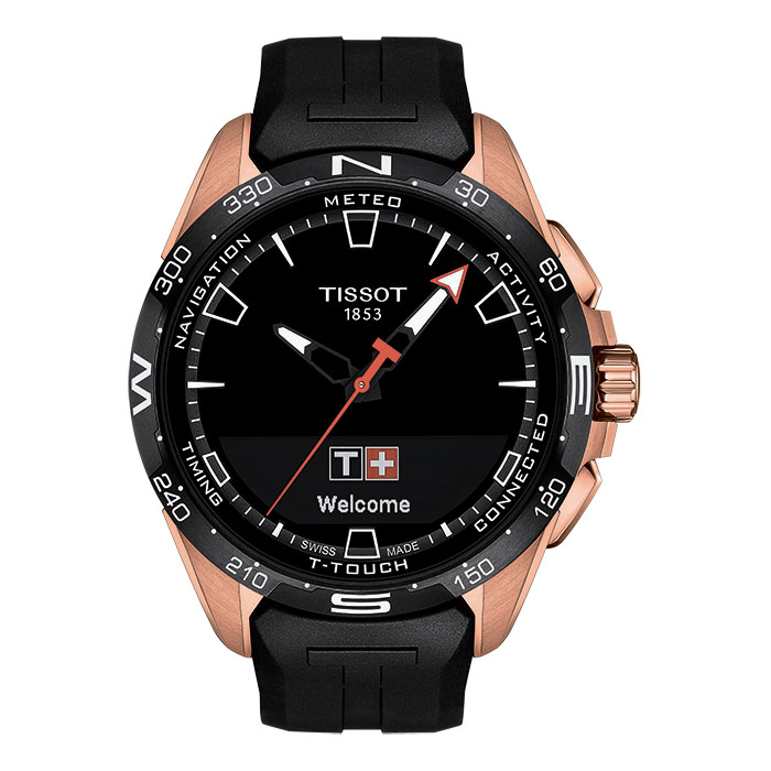 Tissot T-Touch Connect Solar – T121.420.47.051.02