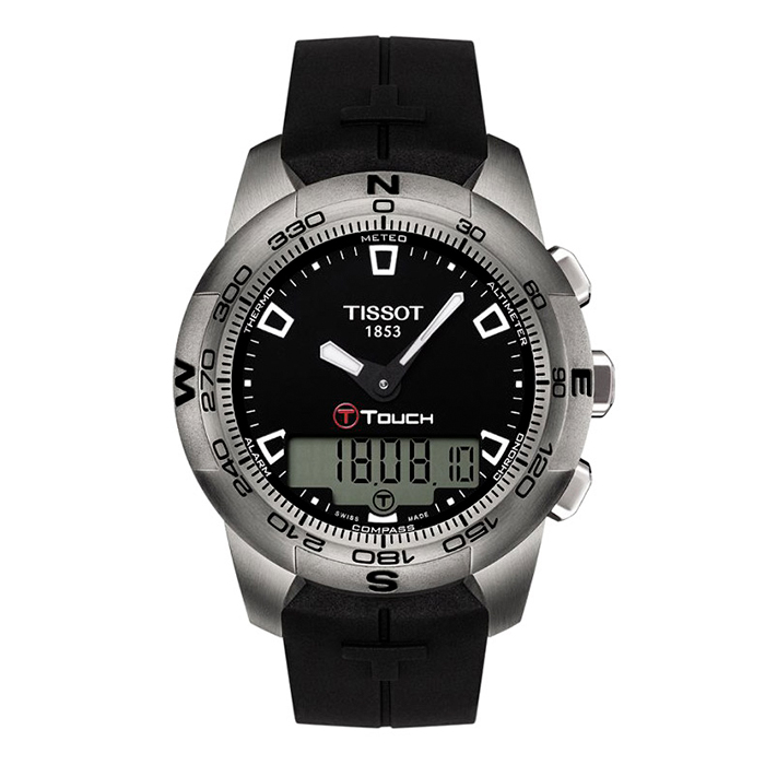 Tissot T-Tactile T-Touch II – T047.420.47.051.00