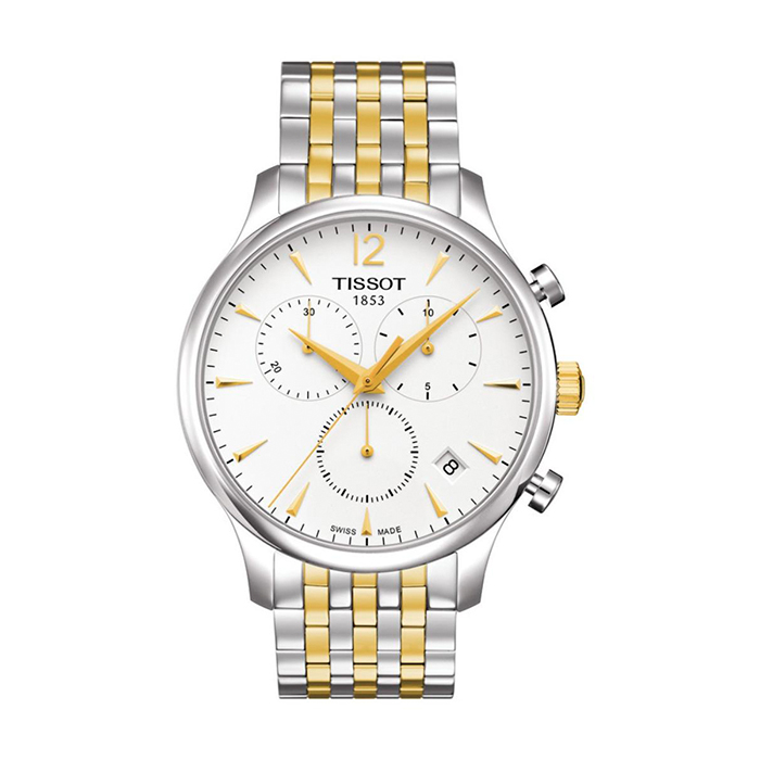 Tissot T-Classic Tradition Chronograph Men's Watch – T063.617.22.037.00