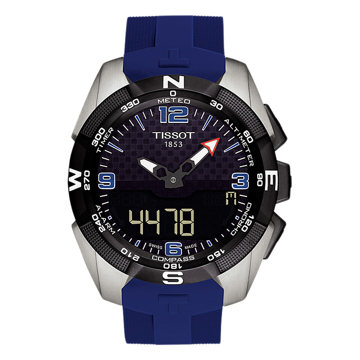Tissot T091 T-Touch Expert Solar Ice Hockey 2017 – T091.420.47.057.02