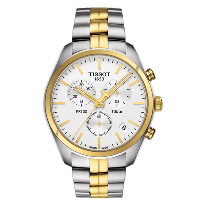 Tissot PR 100 Chronograph – T101.417.22.031.00