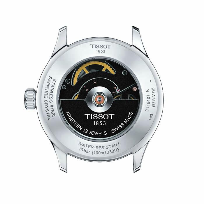 Tissot Gent XL Swissmatic – T116.407.11.051.00 2