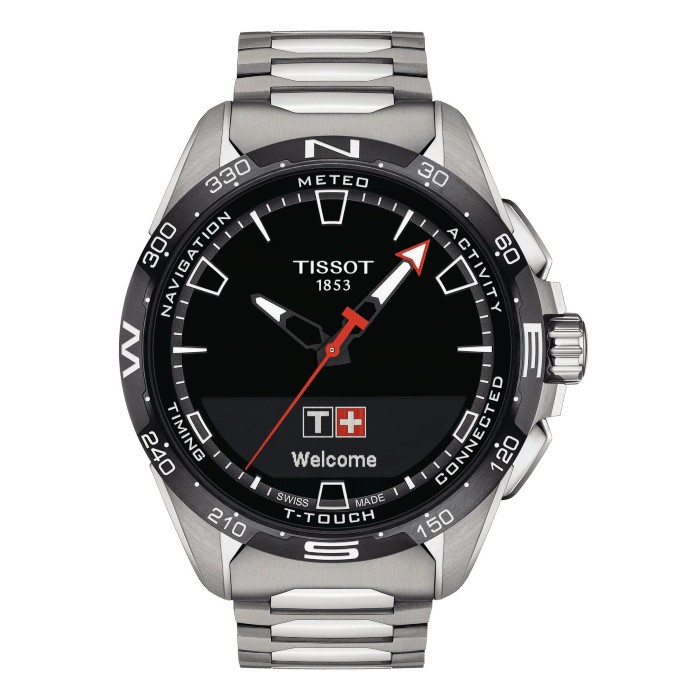 Tissot T-Touch Connect Solar – T121.420.44.051.00