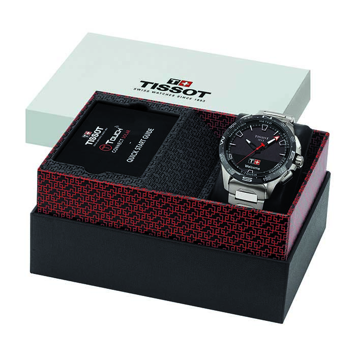 Tissot T-Touch Connect Solar – T121.420.44.051.00 5