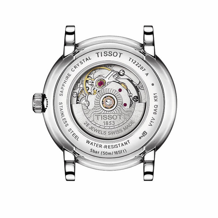 Tissot Carson Premium Automatic Lady – T122.207.11.033.00 2