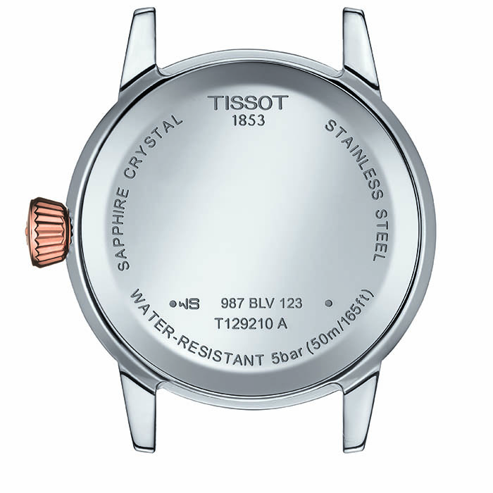 Tissot Classic Dream Lady – T129.210.22.013.00 3