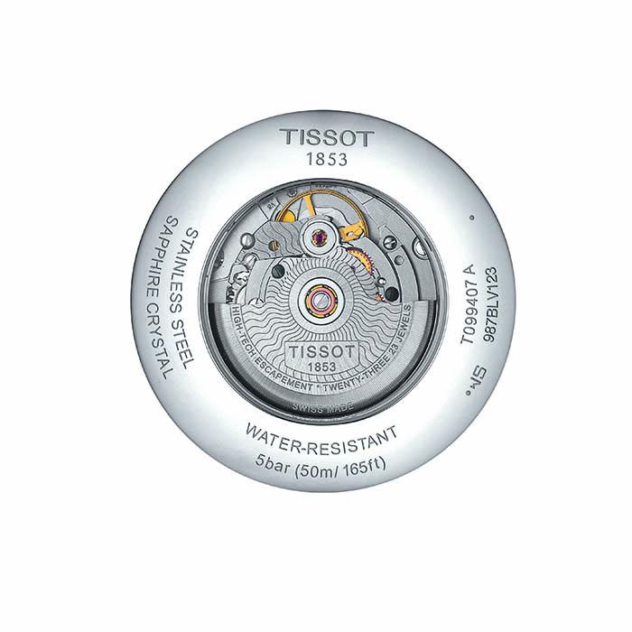 Tissot Chemin des Tourelles Powermatic 80 – T099.407.11.037.00 1