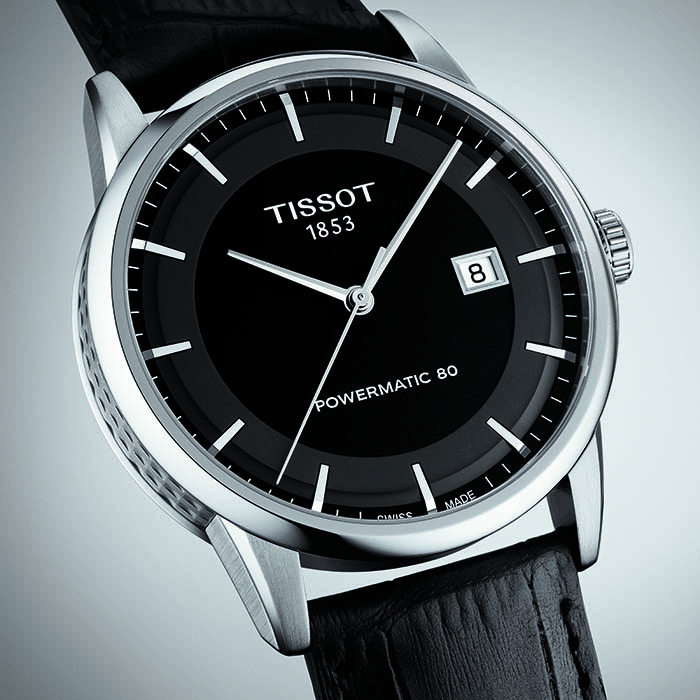 Tissot Luxury Powermatic 80 – T086.407.16.051.00 1