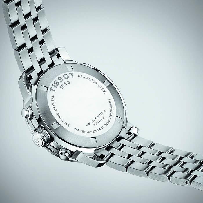Tissot PRC 200 Chronograph – T114.417.11.057.00 3
