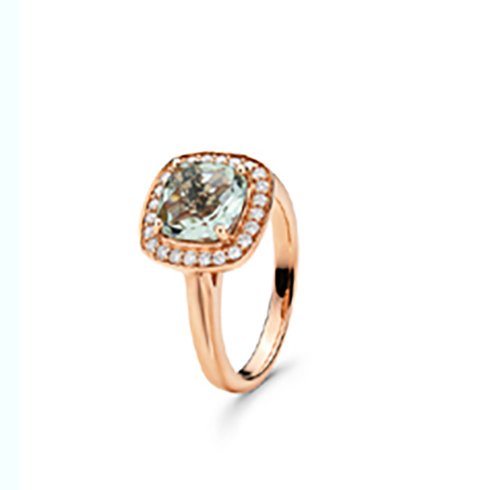 Pfalzer Ringe Diamant 0.22 ct