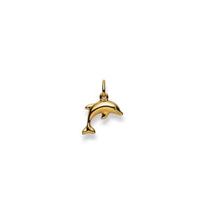 Pfalzer H. & Co. Anhänger Gold Delphin