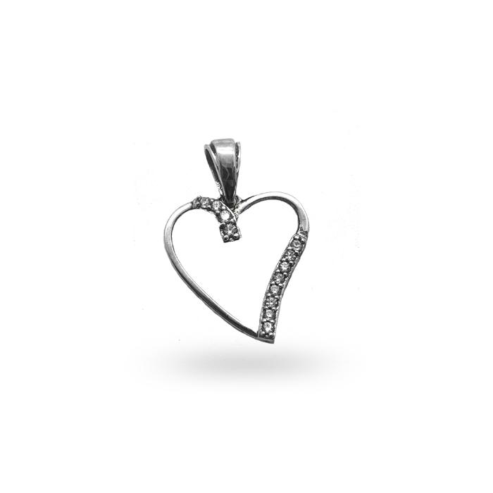 Pfalzer H. & Co. Anhänger Silber Herz