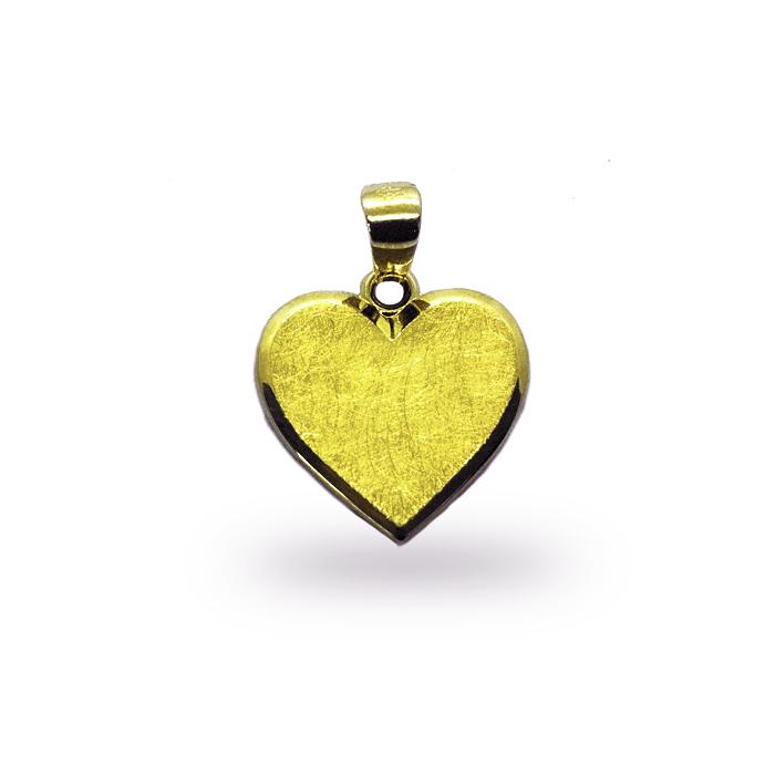 Leo Marty Anhänger Gold – Herz
