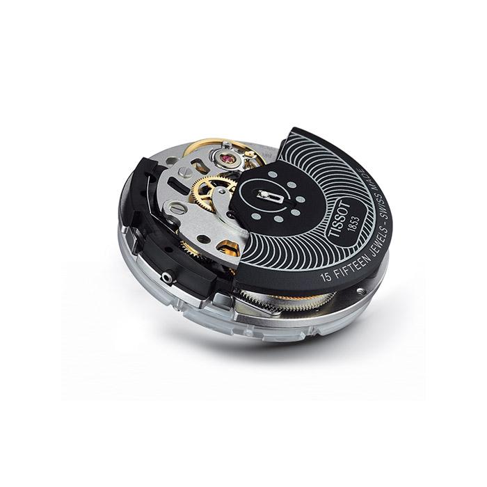TISSOT – Couturier Automatic Chronograph – T035.627.11.031.00 1