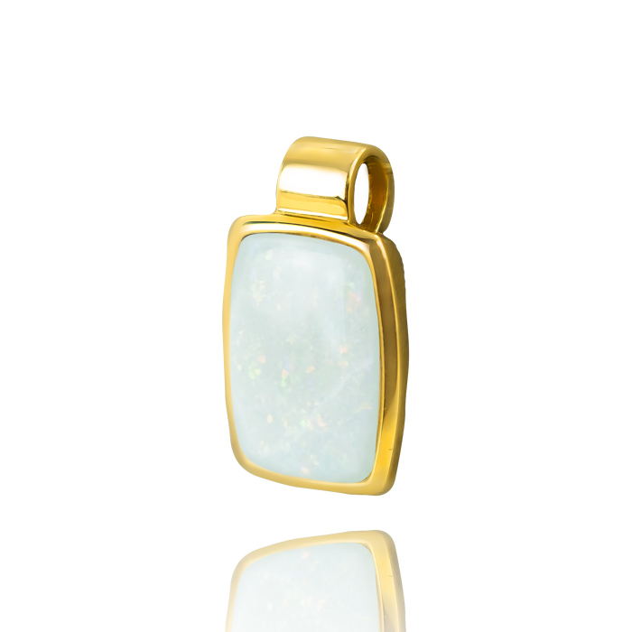 Pfalzer H. & Co. AG Anhänger Gold mit Opal