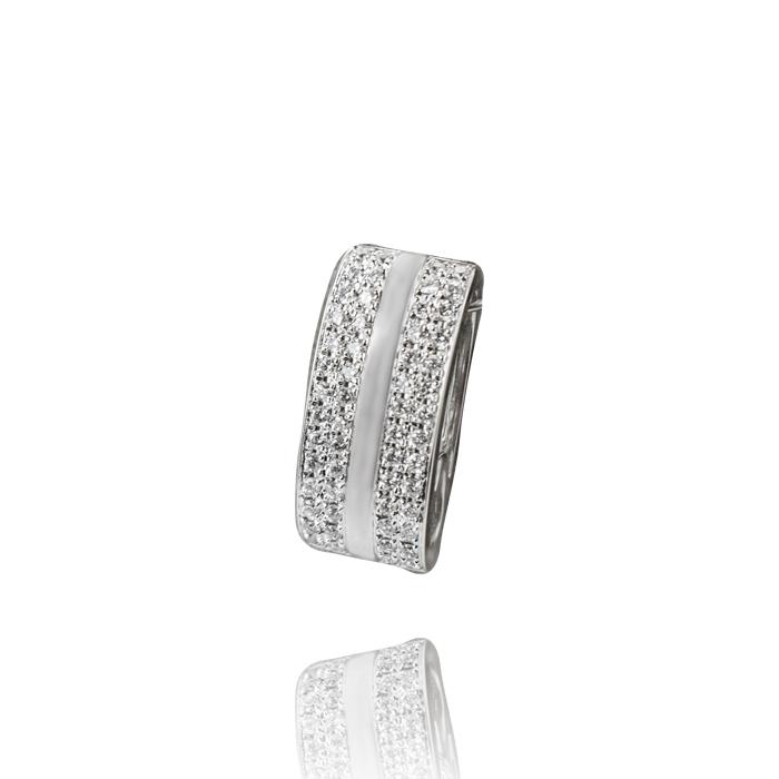 Pfalzer H. & Co. AG Anhänger Gold mit Diamanten
