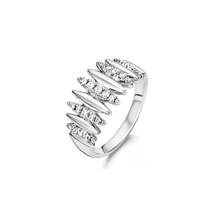 Diamantor SA Ohrstecker – Silber