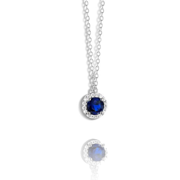 Diamantor SA – Collier Silber – B8M07