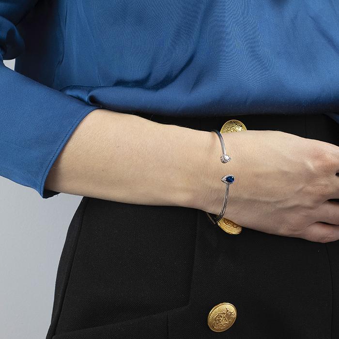 Diamantor SA – Armband Silber – N8C26 1