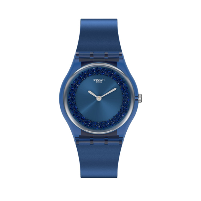 SWATCH – SIDERAL BLUE – GN269