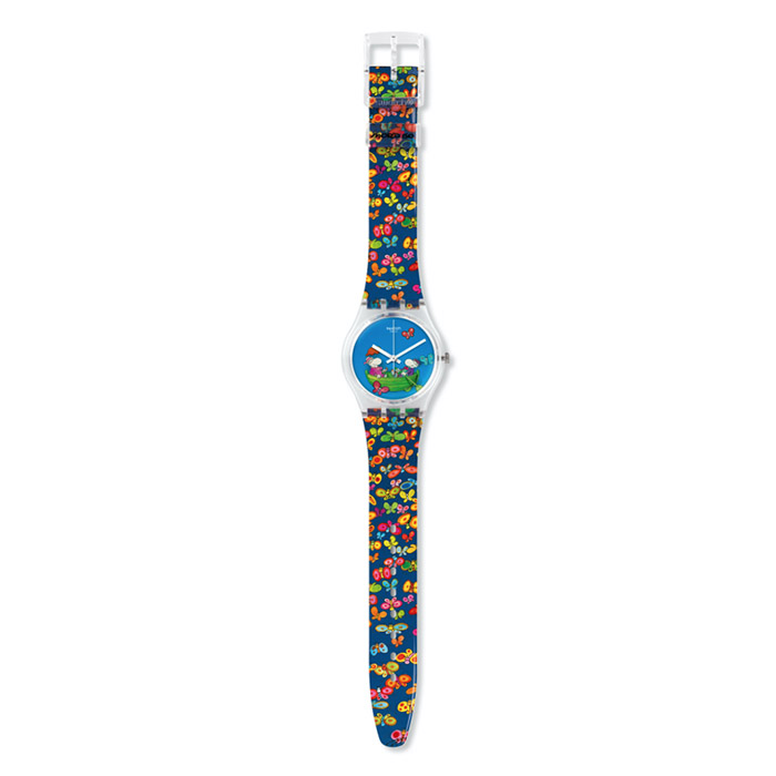 SWATCH – PLANET LOVE – GZ307S