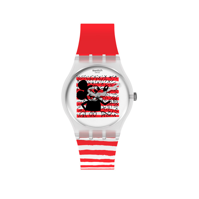 SWATCH – MOUSE MARINIERE – GZ352