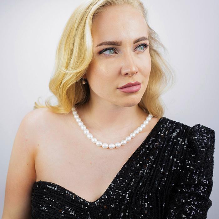 Perlenkette Porchet SA 1