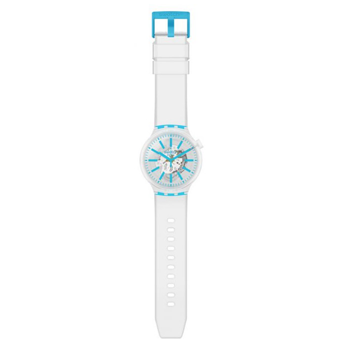 SWATCH – BLUEINJELLY – SO27E105