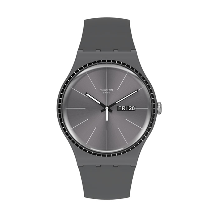 SWATCH – GRAY RAILS – SUOM709