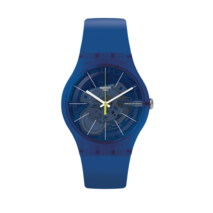 SWATCH – BLUE SIRUP – SUON142