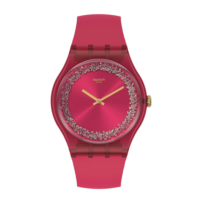 SWATCH – RUBY RINGS – SUOP111